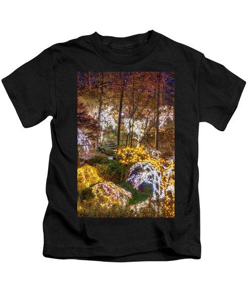 Golden Valley - Full Height Kids T-Shirt