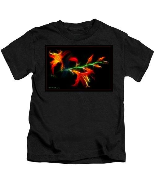Garden Firecracker Kids T-Shirt