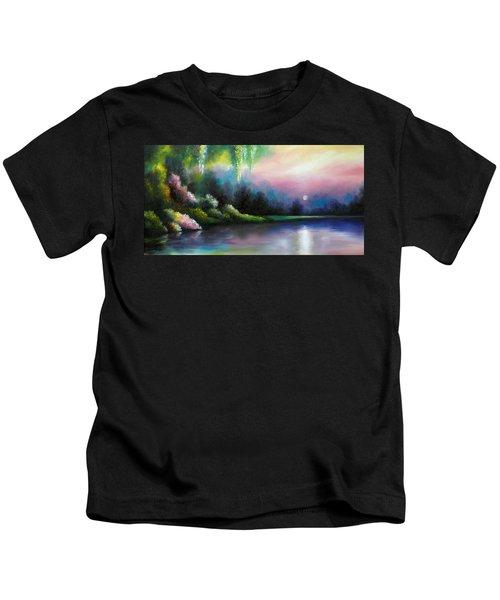 Garden Of Eden I Kids T-Shirt
