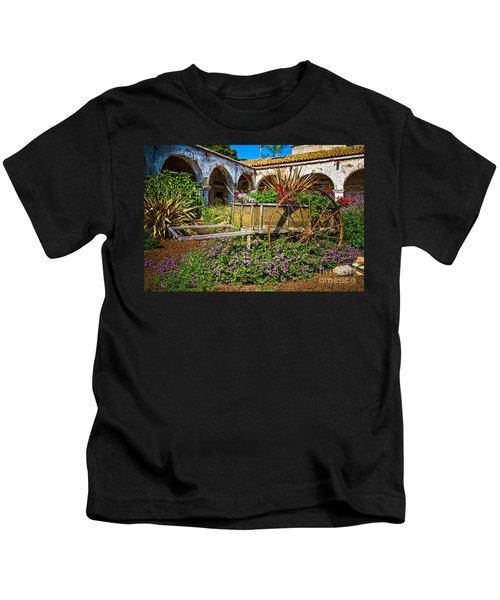 Garden Wagon Kids T-Shirt