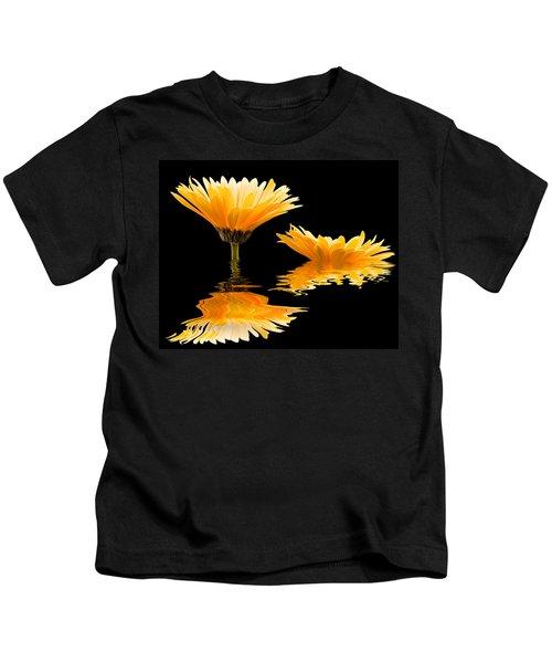Gerbera Reflection Kids T-Shirt