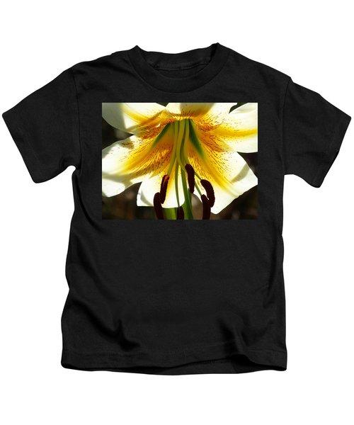 Getting Intimate Kids T-Shirt