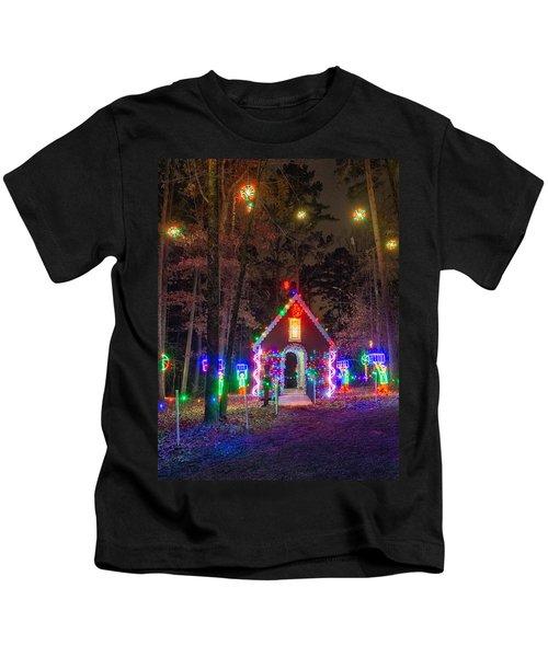 Ginger Bread House Kids T-Shirt