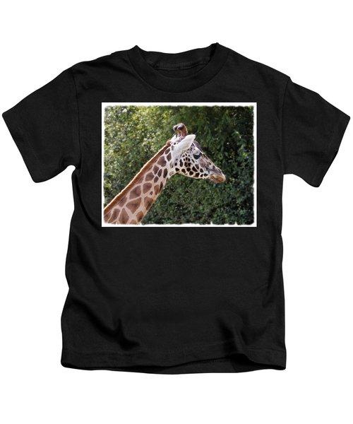 Giraffe 01 Kids T-Shirt