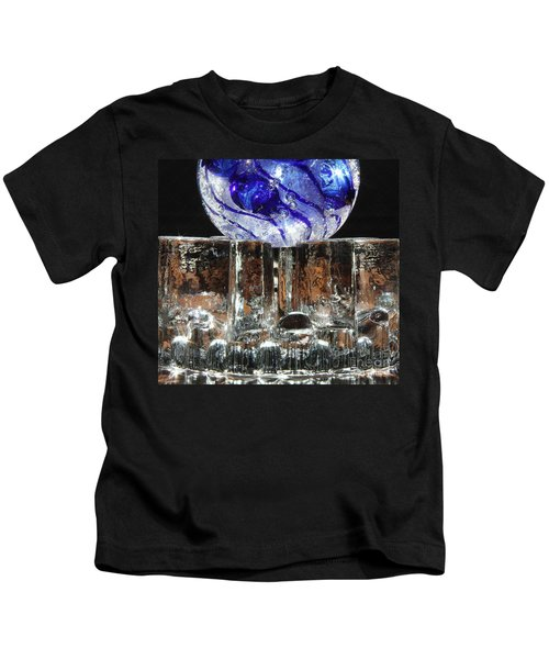 Glass On Glass Kids T-Shirt