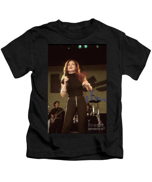 Gloria Estefan And The Miami Sound Machine Kids T-Shirt