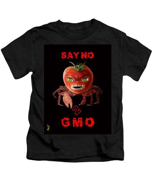 GMO Kids T-Shirt