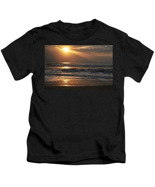 God's Rays Kids T-Shirt