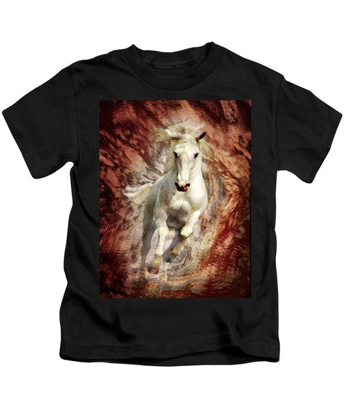 Golden Thunder Kids T-Shirt