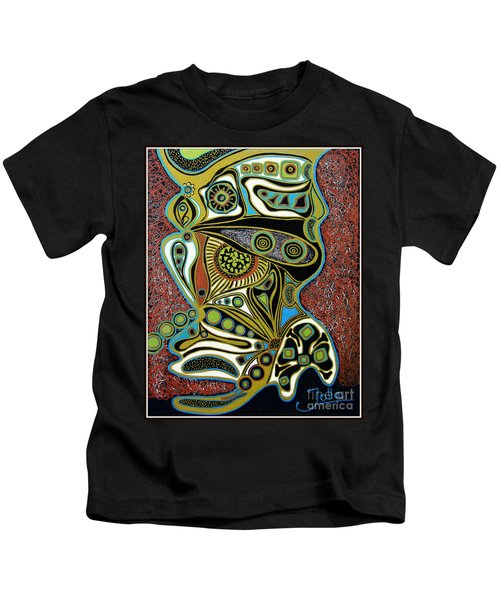 Grain De Folie.. Kids T-Shirt