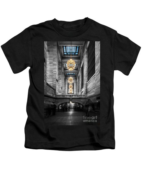 Grand Central Station IIi Ck Kids T-Shirt