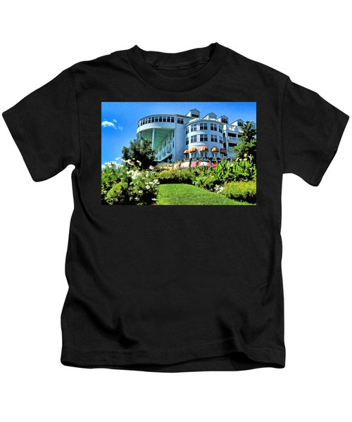Grand Hotel - Image 002 Kids T-Shirt