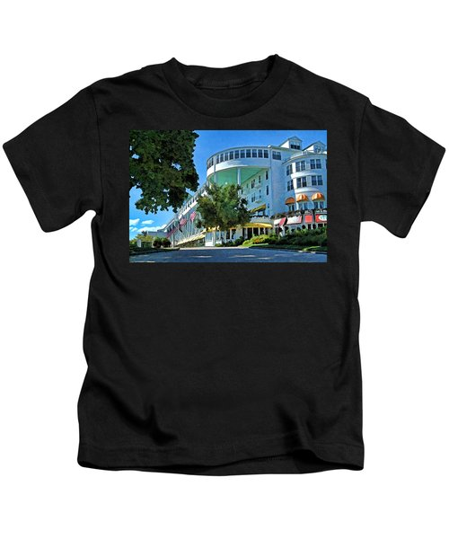 Grand Hotel - Image 003 Kids T-Shirt