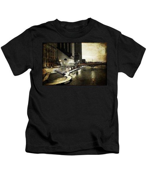 Grand Rapids Grand River Kids T-Shirt