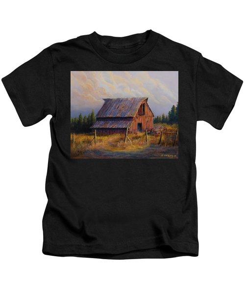Grandpas Truck Kids T-Shirt