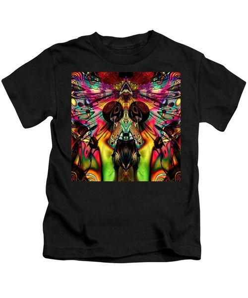 Grateful Desert Skull Kids T-Shirt