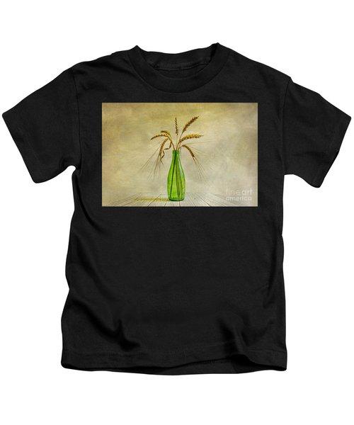 Green Bottle Kids T-Shirt