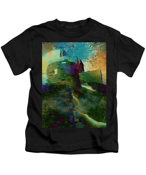 Green Castle Kids T-Shirt