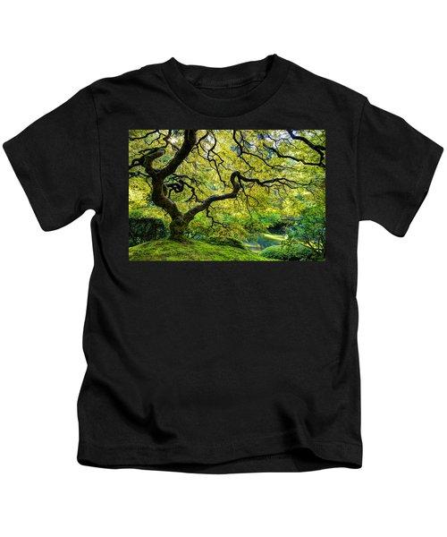 Green Kids T-Shirt