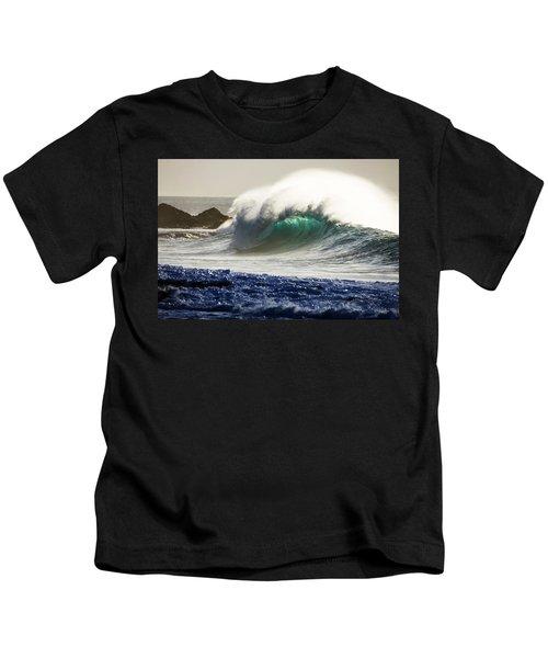 Green Torch Kids T-Shirt