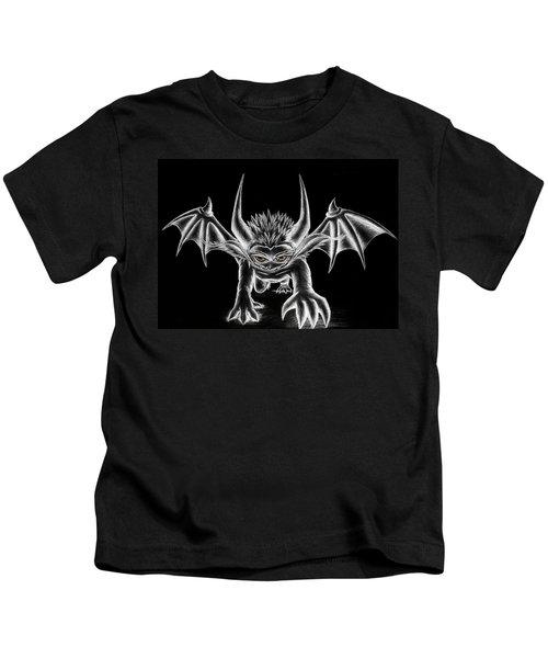 Grevil Chalk Kids T-Shirt