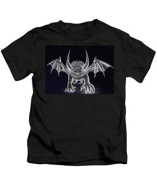 Grevil Silvered Kids T-Shirt