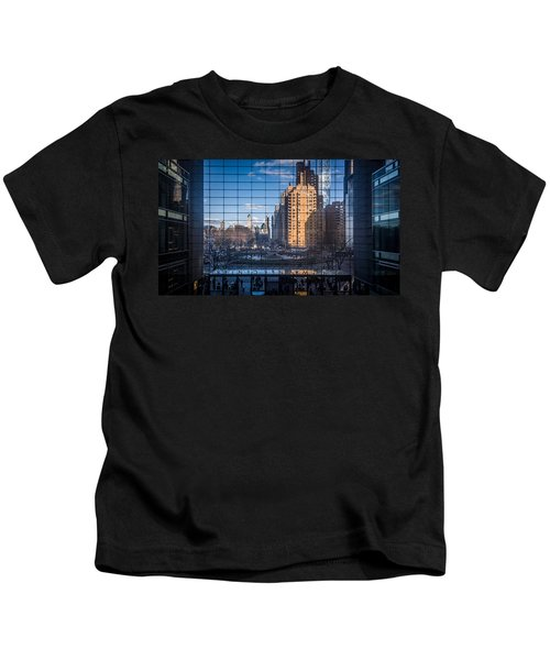 Grid Kids T-Shirt