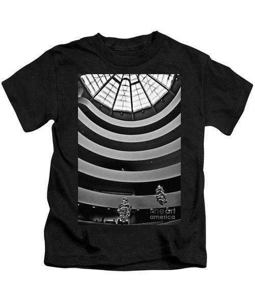 Guggenheim Museum - Nyc Kids T-Shirt