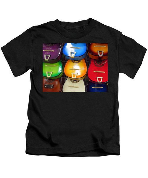 Guitaras San Antonio  Kids T-Shirt
