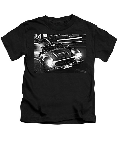 Gullwing In Rome Kids T-Shirt