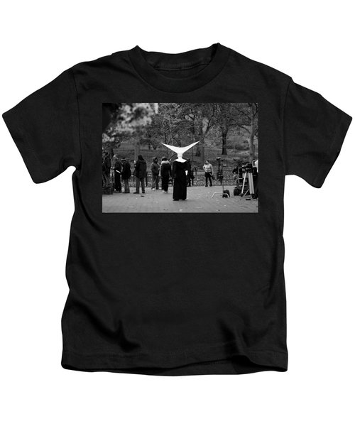 Habit In Central Park Kids T-Shirt