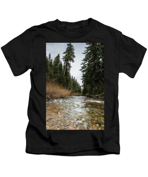 Hackleman Creek  Kids T-Shirt