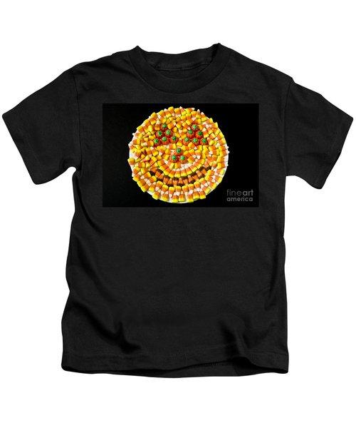Halloween Candy Kids T-Shirt