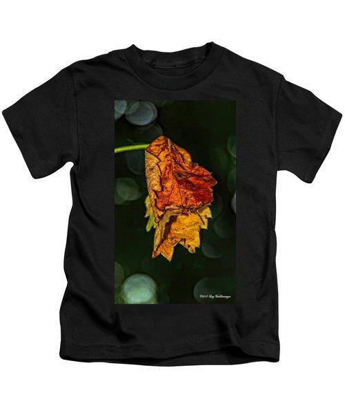 Hanging Gold Kids T-Shirt