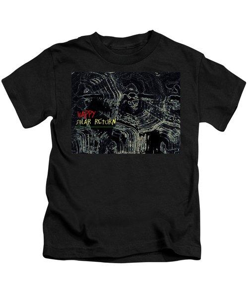 Happy Solar Return 470 Kids T-Shirt