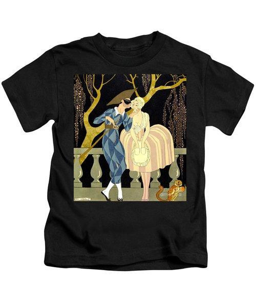 Harlequin's Kiss Kids T-Shirt