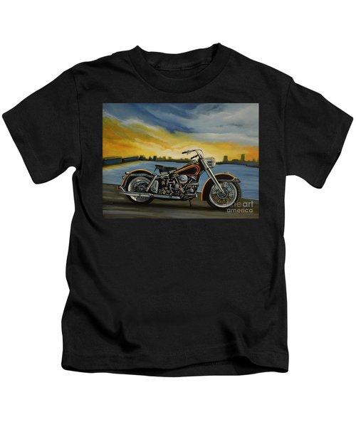 Harley Davidson Duo Glide Kids T-Shirt