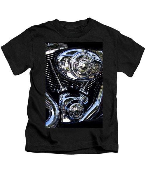 Harley Davidson 02 Kids T-Shirt