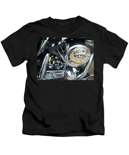 Harley Live To Ride Kids T-Shirt