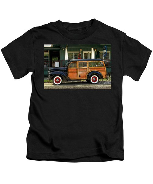 Hawaiian Woody Kids T-Shirt