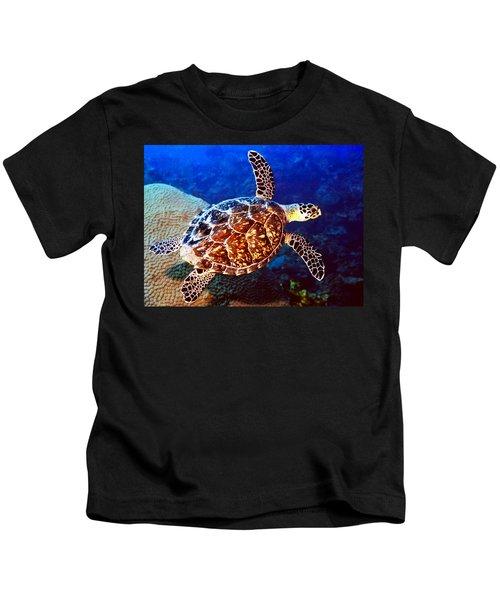 Hawksbill Kids T-Shirt