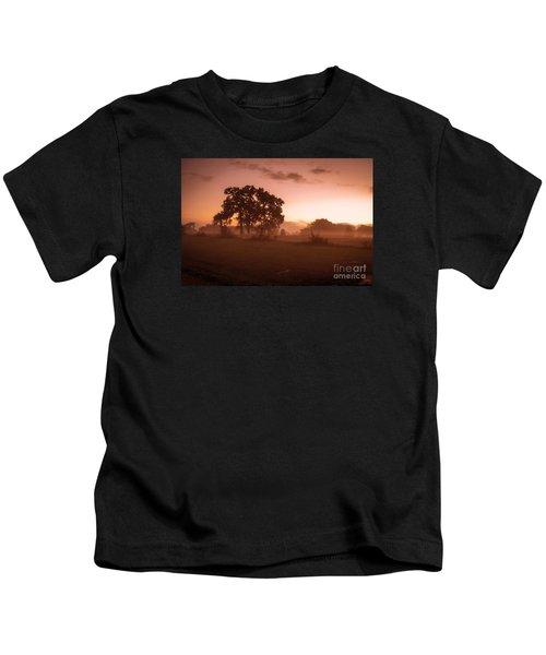 Hazy Morn Kids T-Shirt
