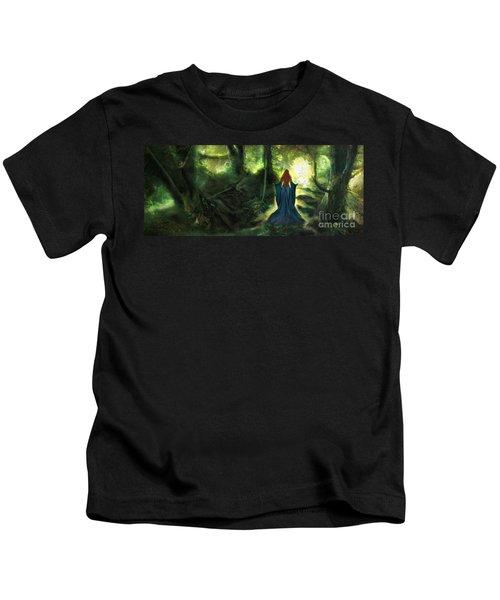 Heart Wood Kids T-Shirt