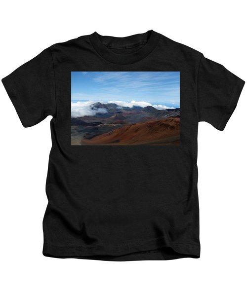 Heavenly In Hawaii Kids T-Shirt