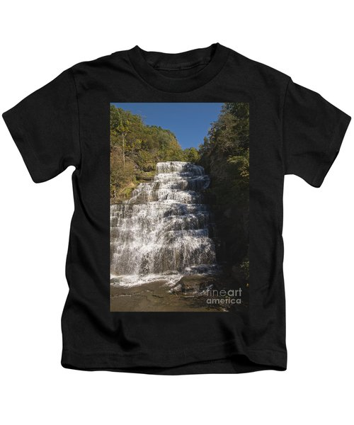 Hector Falls Kids T-Shirt