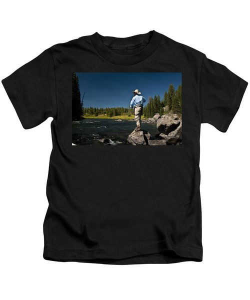 Henry's Fork Kids T-Shirt