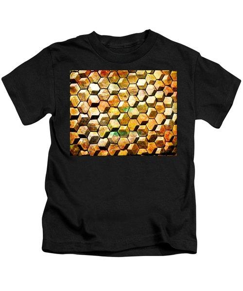 Hexacubes Kids T-Shirt