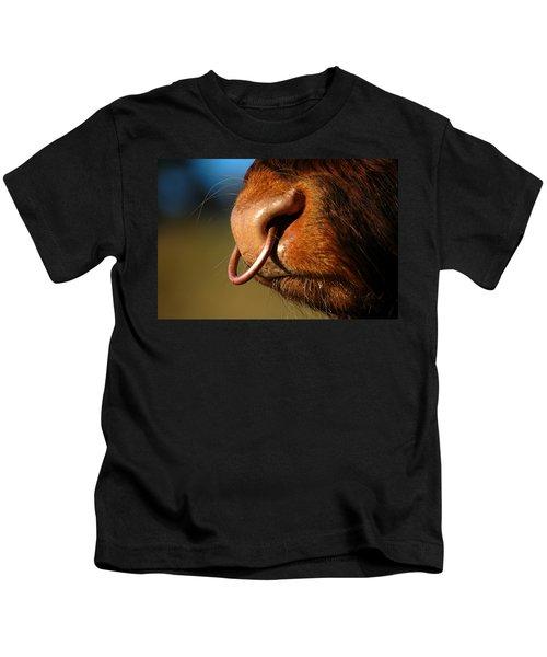 Highland Bull Kids T-Shirt