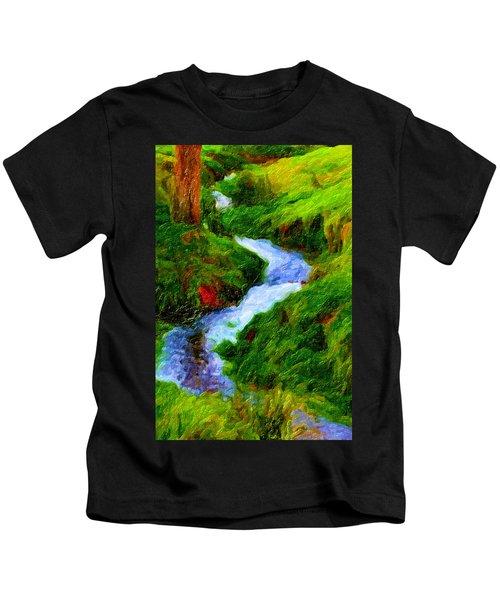 Hill And Rill Kids T-Shirt