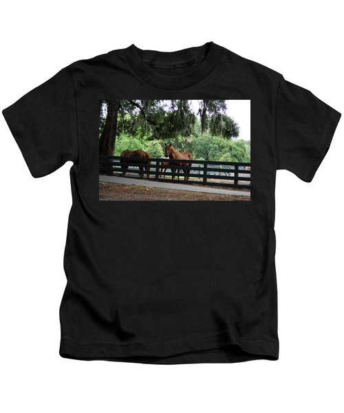 Hilton Head Island Beauty Kids T-Shirt
